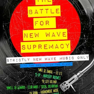 The Battle for New Wave Supremacy