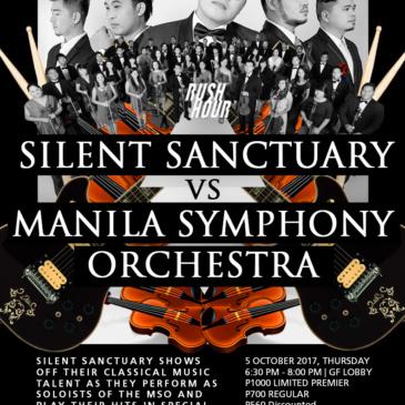 Silent Sanctuary vs Manila Symphony Orchestra