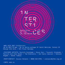 INTERSTICES: Manifolds of the In-between