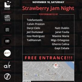 Strawberry Jam Night