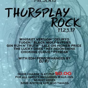 Thursplay Rock