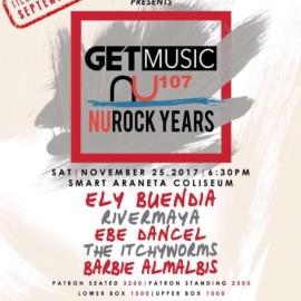 Get Music NURock Years
