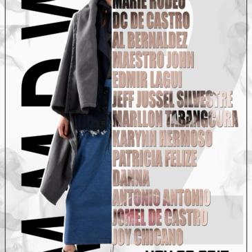 Metro Manila Designers Week Season 2 – PREVAIL