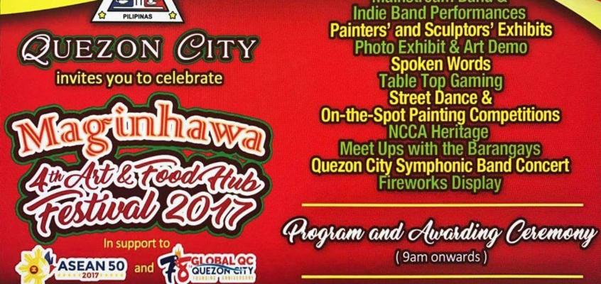 Maginhawa Festival 2017