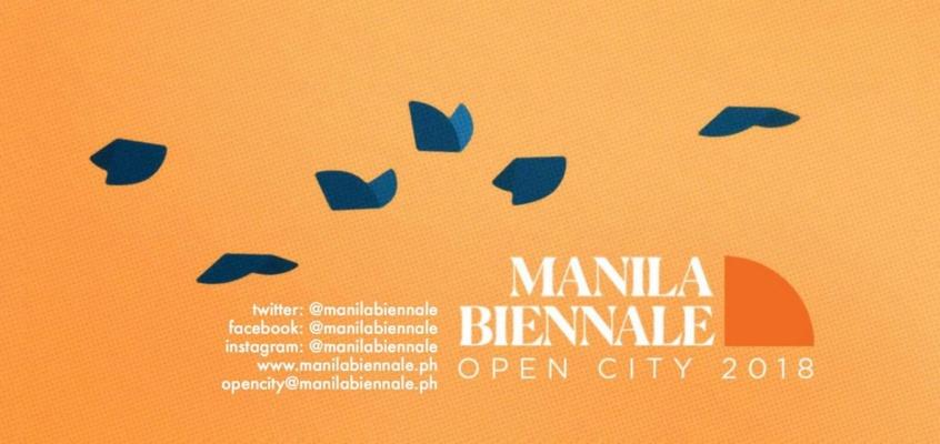 Manila Biennale: OPENCITY 2018