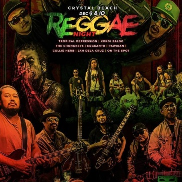 Crystal Beach Reggae Night