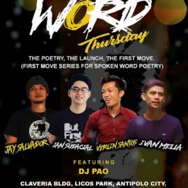 Spoken Word Thursdays