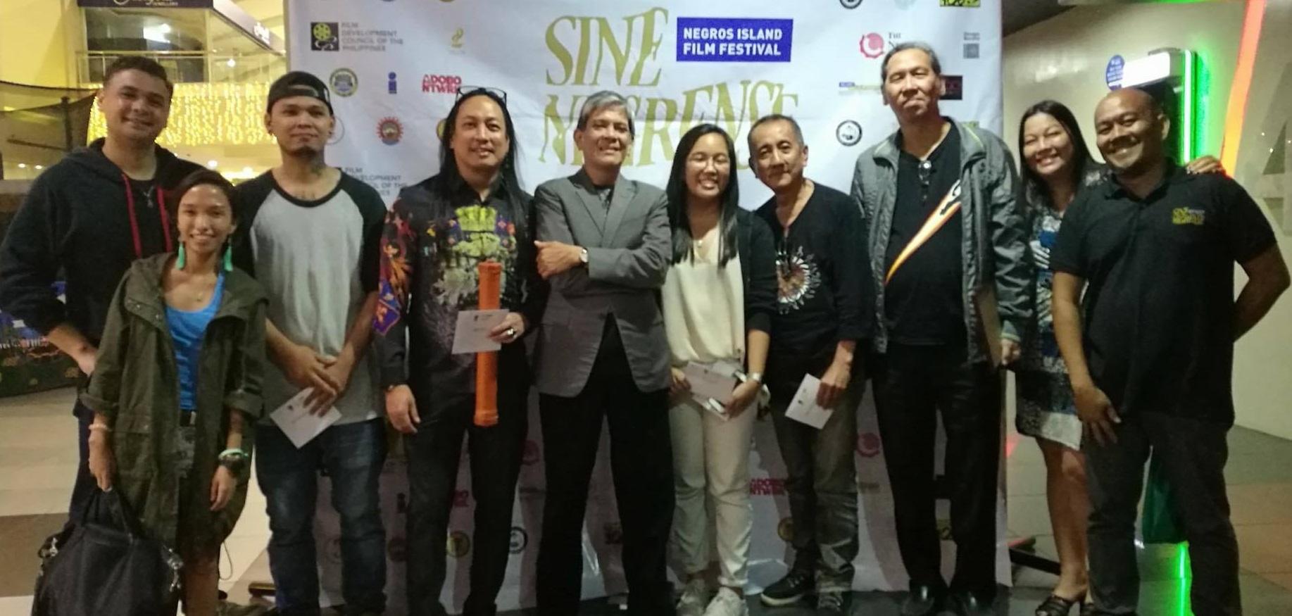 DALIT team with Sine Negrense organizers