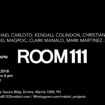 Mabini Projects/ Room 111