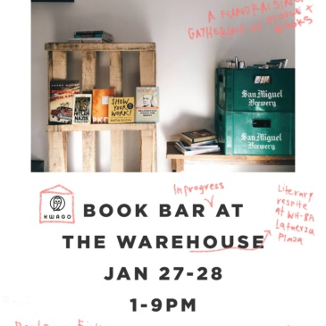 Book Bar at the Warehouse