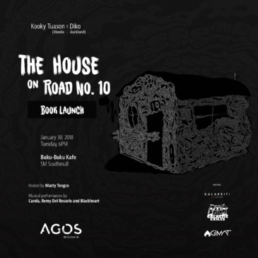 The House on Road No. 10 Book Launch