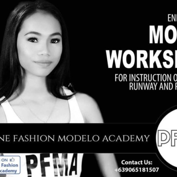 PFMA Modeling & Pageantry Workshop