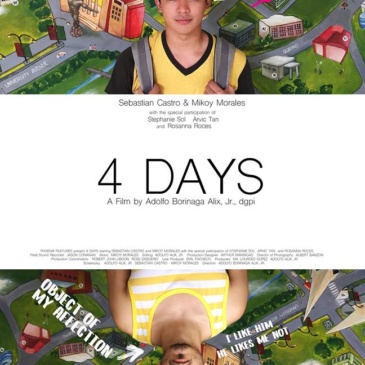 Cine Lokal Highlights Pride and Love in '4 Days'