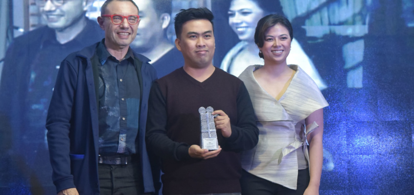 UE CFAD prof honored as one of FDCP's film ambassadors