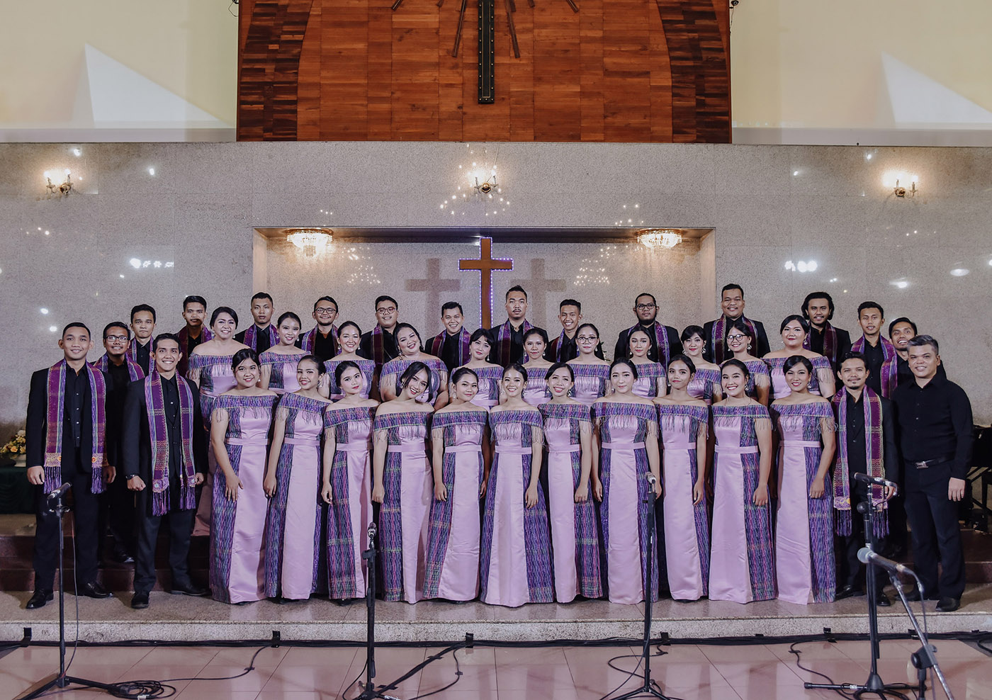 CCP Holds 1st Asia Choral Grand Prix at the CCP in July